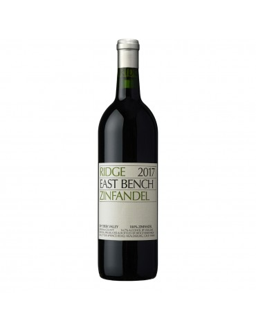 Ridge East Bench Zinfandel
