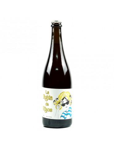 Cerveza Artesana `La Rubia...