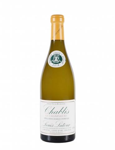 Chablis La Chanfleure