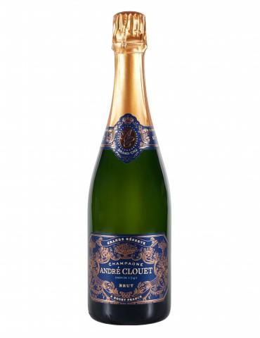 Champagne André Clouet G.C....