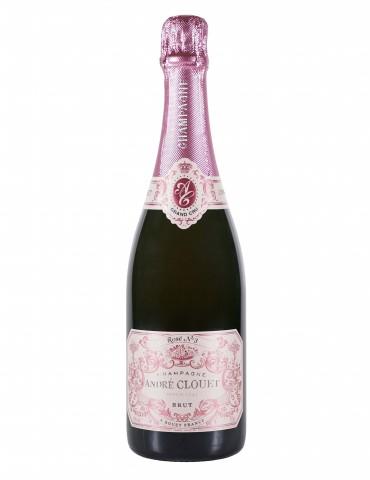 Champagne André Clouet Rosé...