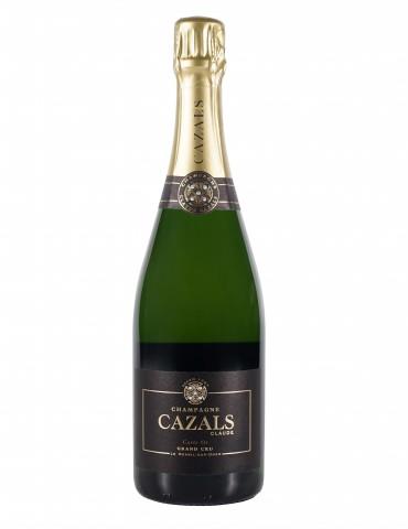 Champagne Cazals Claude...