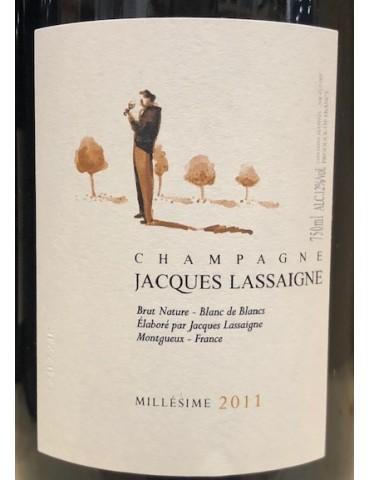 Jacques Lassaigne Millésime...